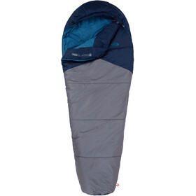The North Face Aleutian 20/-7 Sleeping Bag long, cosmic blue/zinc grey